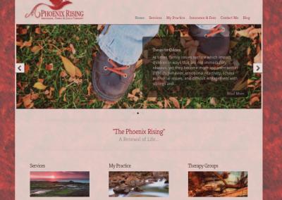 Phoenix Rising Website