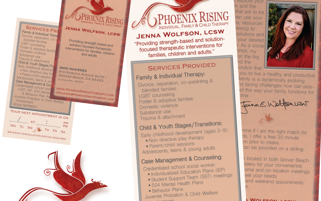 Phoenix Rising Therapy