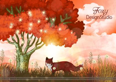 Foxy Design Fun